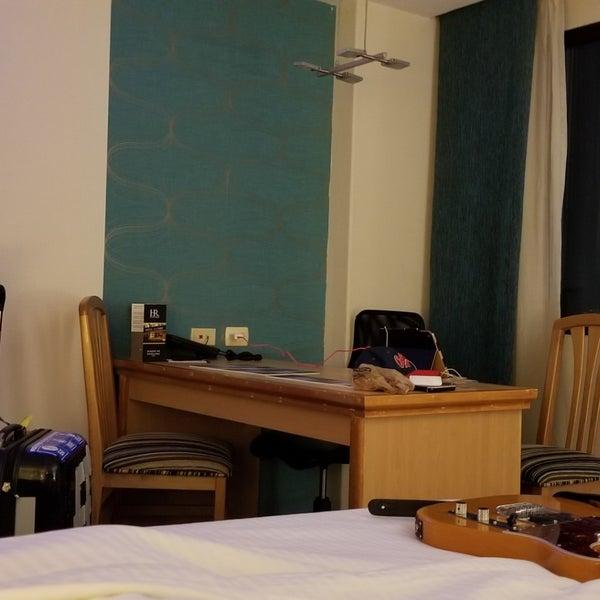 Foto tomada en Hotel Riazor por Susan C. el 12/9/2018