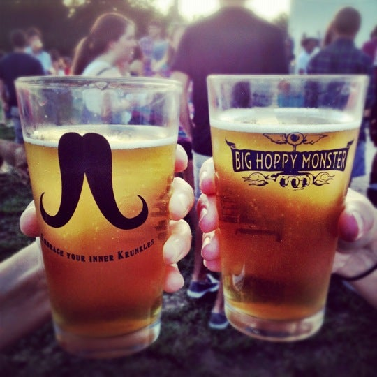 Photo prise au Terrapin Beer Co. par Leslie B. le8/24/2012