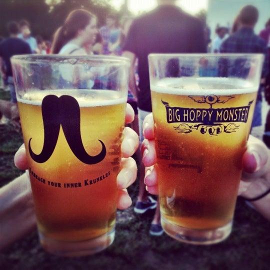 8/24/2012にLeslie B.がTerrapin Beer Co.で撮った写真