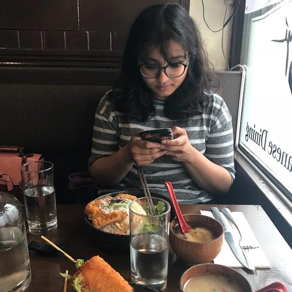3/3/2018 tarihinde Nedy Z.ziyaretçi tarafından Banyi Japanese Dining'de çekilen fotoğraf