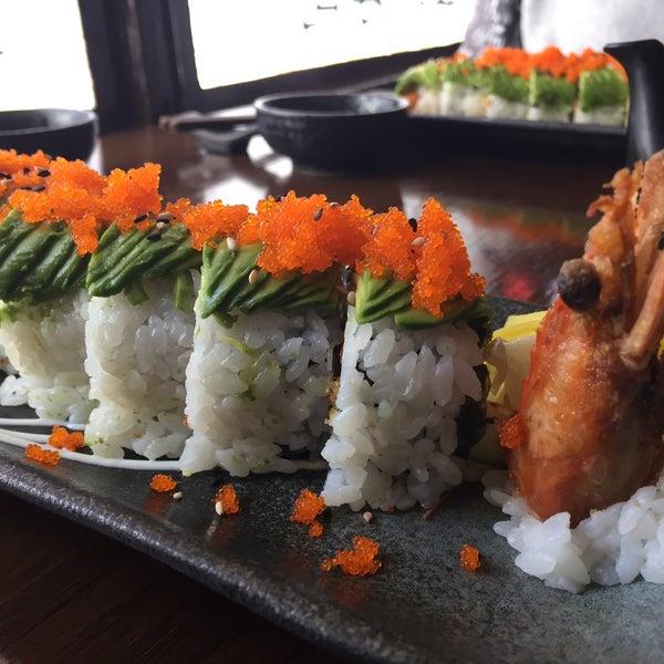 5/5/2017 tarihinde Nedy Z.ziyaretçi tarafından Banyi Japanese Dining'de çekilen fotoğraf