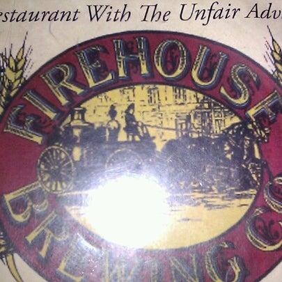 รูปภาพถ่ายที่ Firehouse Brewing Company โดย Kevin R. เมื่อ 9/20/2012