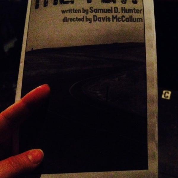 4/23/2014にShannon C.がRattlestick Playwrights Theaterで撮った写真