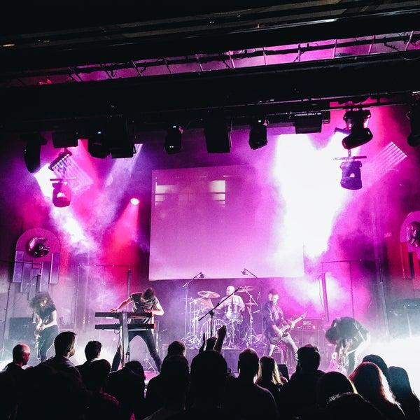 Foto tomada en Teatro Barceló por Imanol A. el 4/12/2016