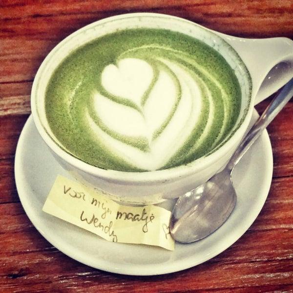 Foto tirada no(a) Viggo's Specialty Coffee por Wendy B. em 1/9/2016