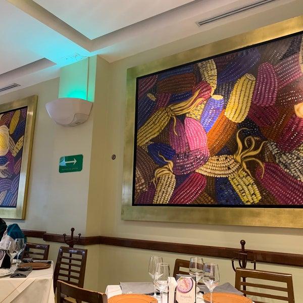 Foto tirada no(a) Testal - Cocina Mexicana de Origen por Carlos O. em 8/3/2019