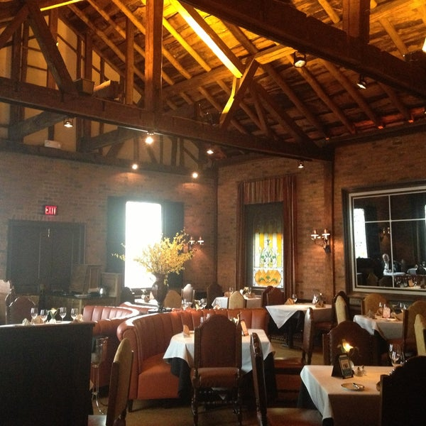 Photo taken at Refectory Restaurant and Bistro by Stephanie B. on 4/23/2013
