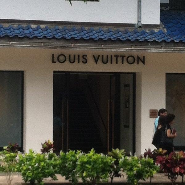 Louis Vuitton Boutique In Honolulu