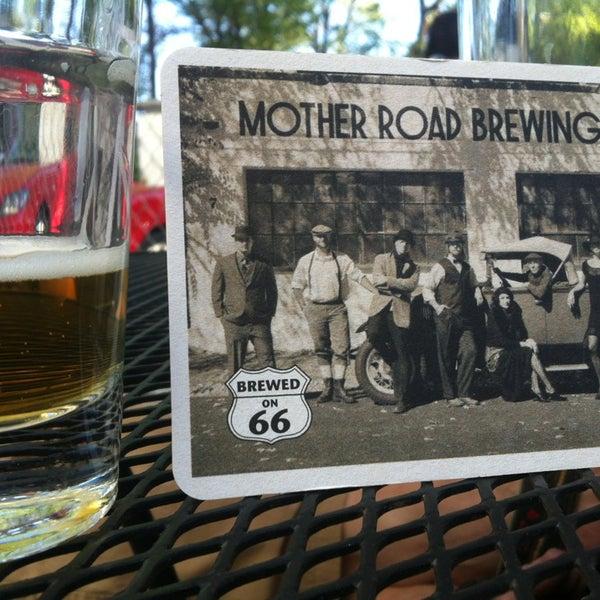 รูปภาพถ่ายที่ Mother Road Brewing Company โดย Michael S. เมื่อ 6/26/2013