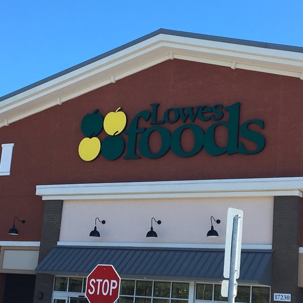 Lowes Foods - 2 tips