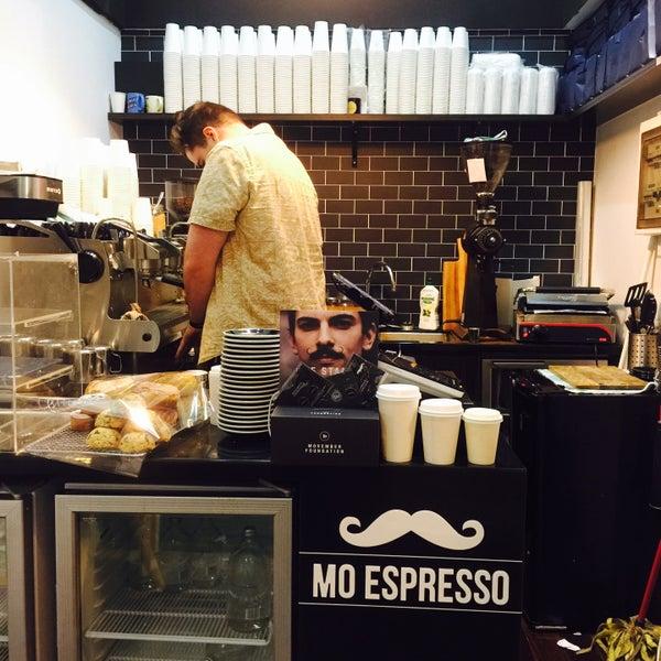 Foto diambil di Mo Espresso oleh Jean N. pada 11/22/2016