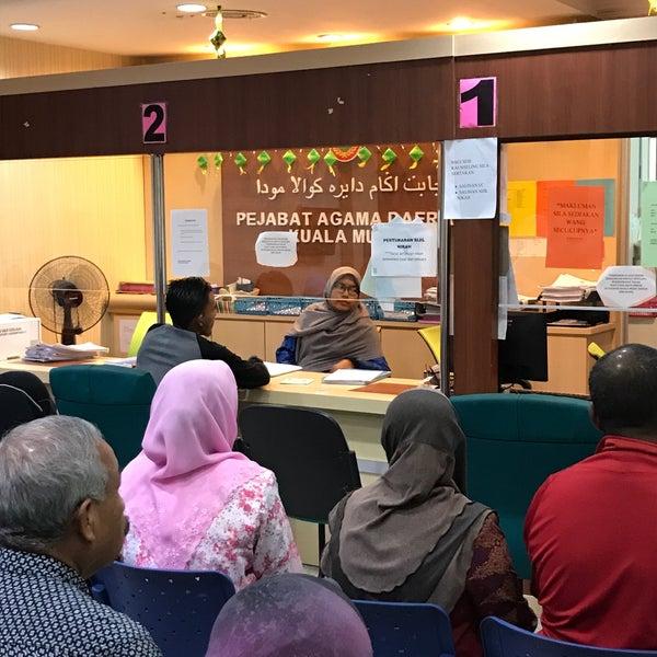 Pejabat Agama Dan Mahkamah Syariah Daerah Kuala Muda Courthouse In Sungai Petani