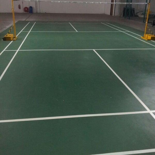 Intel KM6 Badminton Court - Kulim, Kedah