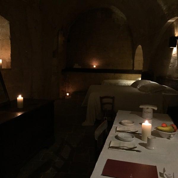 Foto tirada no(a) Sextantio | Le Grotte della Civita por Ann S. em 3/1/2016