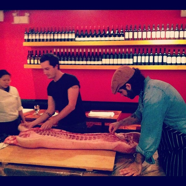 Photo prise au Pizzeria Libretto par Samantha E. le12/2/2012