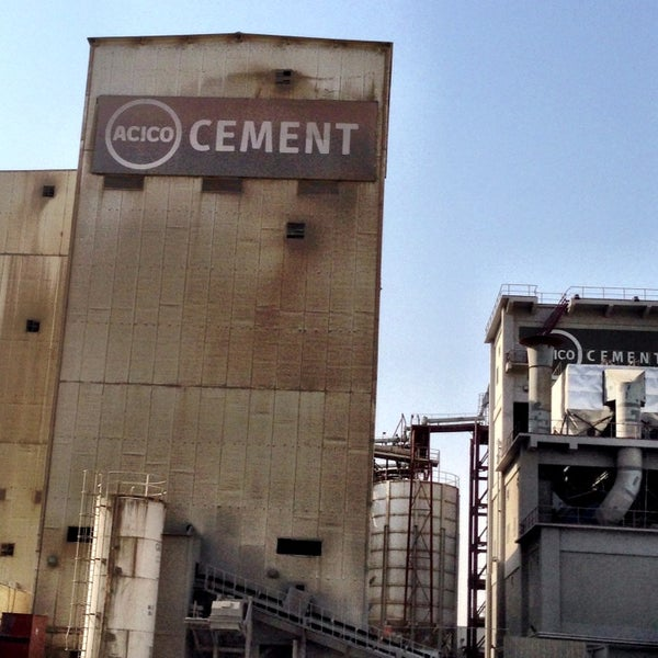 Acico Cement - ميناء عبدالله - 1 tip