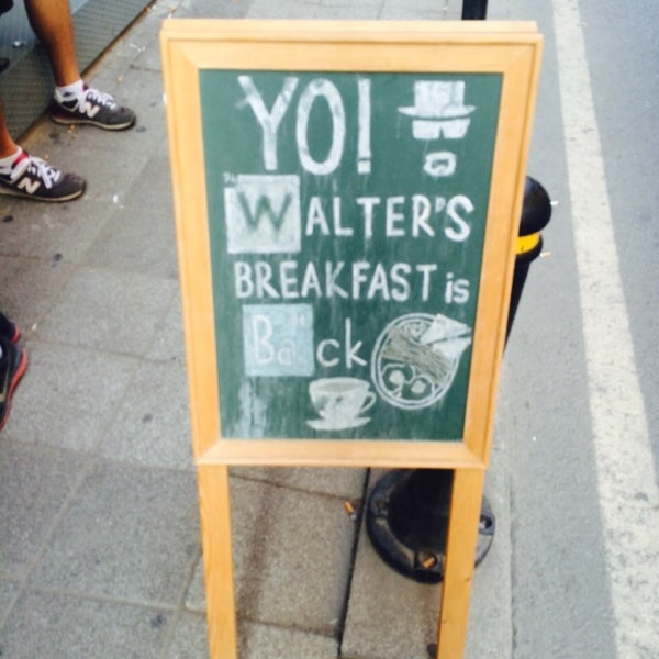 8/9/2015にAli G.がWalter's Coffee Roasteryで撮った写真