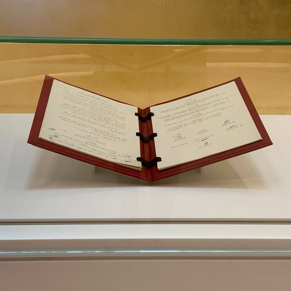 Etihad Museum - جميرا الأولى - 11 tips from 311 visitors