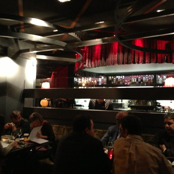 Снимок сделан в Restaurante Lakasa пользователем salvadorsuarez 2/26/2013