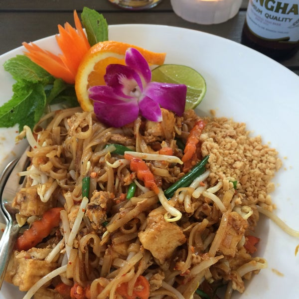 Das Foto wurde bei Sri-Thai von Antje K. am 6/18/2016 aufgenommen