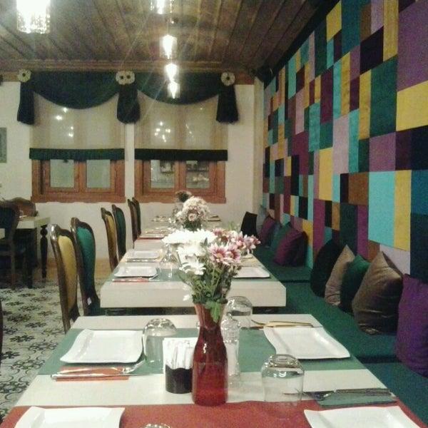 Foto diambil di Pano Restaurant ve Kahve Evi oleh Kübra U. pada 11/11/2014