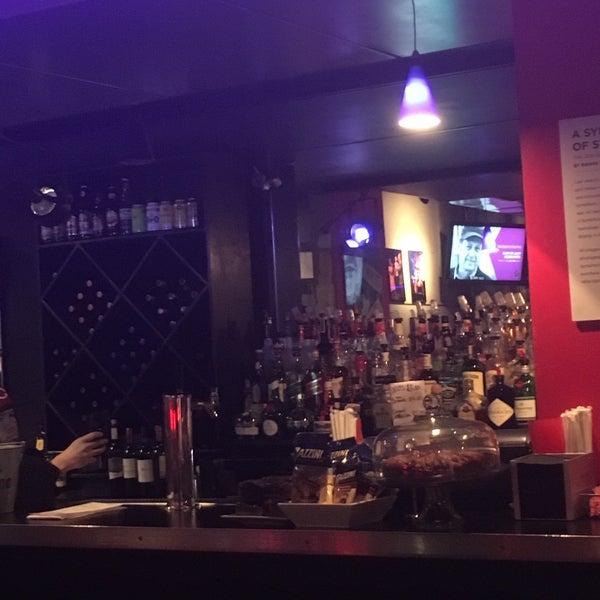 Снимок сделан в Bar Thalia пользователем John M. 1/25/2017