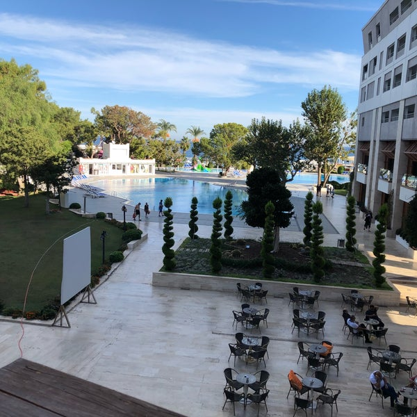 10/31/2018 tarihinde Mehmet Emreziyaretçi tarafından Mirada Del Mar Resort'de çekilen fotoğraf
