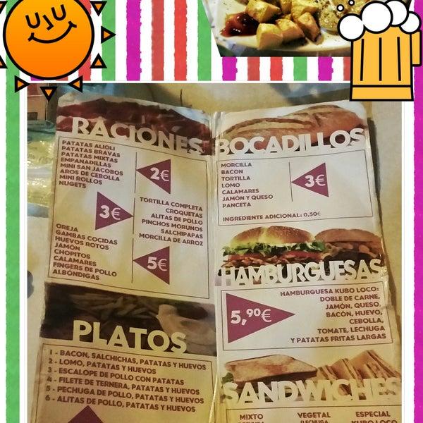 El Kubo Loco Arganzuela 1 Tip From 48 Visitors