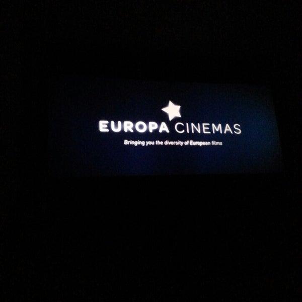 Foto tomada en Kino Pod Baranami por Agnieszka M. el 7/14/2014