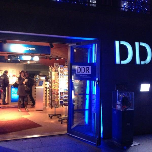 12/29/2012 tarihinde Hiroaki K.ziyaretçi tarafından DDR Museum'de çekilen fotoğraf
