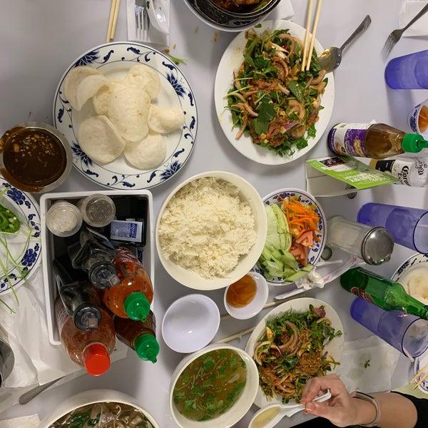 Kim Long Vietnamese Restaurant In Biloxi