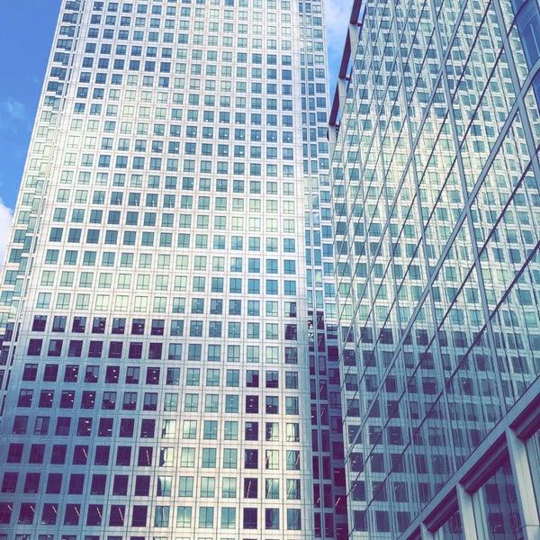 Foto scattata a Canary Wharf da Khalid S. il 11/7/2019