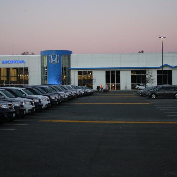 Photos At Autonation Honda Renton 3701 East Valley Road