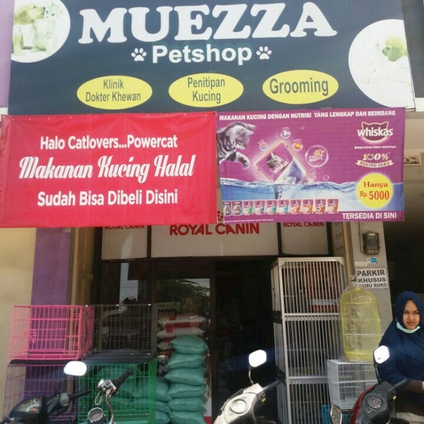 Photos At Muezza Petshop Grooming Pet Store In Bandung