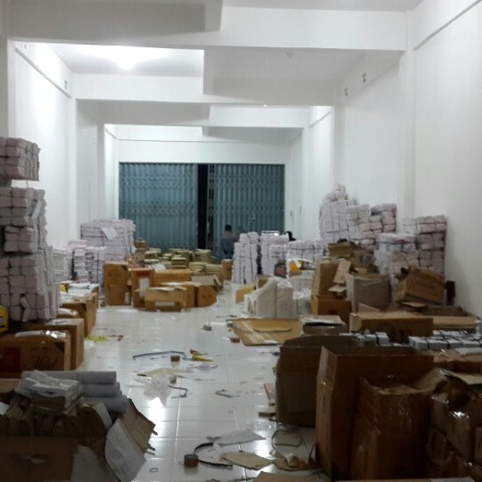 Photos At Gudang Logistik Kpu Kota Samarinda Building