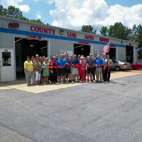 County Line Auto >> Photos At County Line Auto Service Inc Automotive Shop