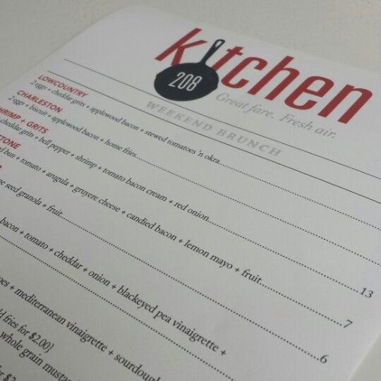 12/1/2013에 Venita님이 Kitchen 208에서 찍은 사진