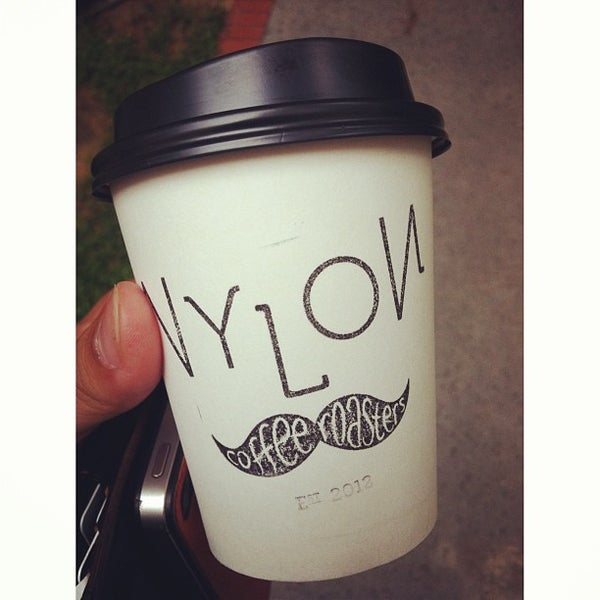 5/1/2013にGavin ChianがNylon Coffee Roastersで撮った写真