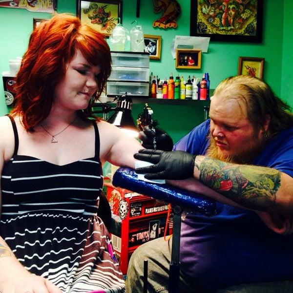 Ol Crow Tattoo Wichita Ks