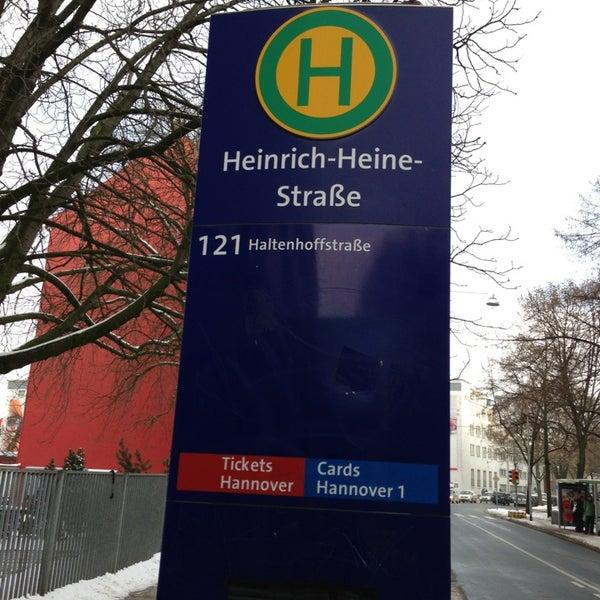 neues Design glatt Schnäppchen für Mode Photos at H Heinrich-Heine-Straße - Bus Stop in Südstadt