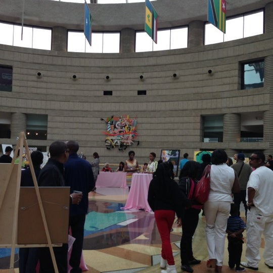 Foto scattata a Charles H Wright Museum of African American History da Shed il 5/10/2013