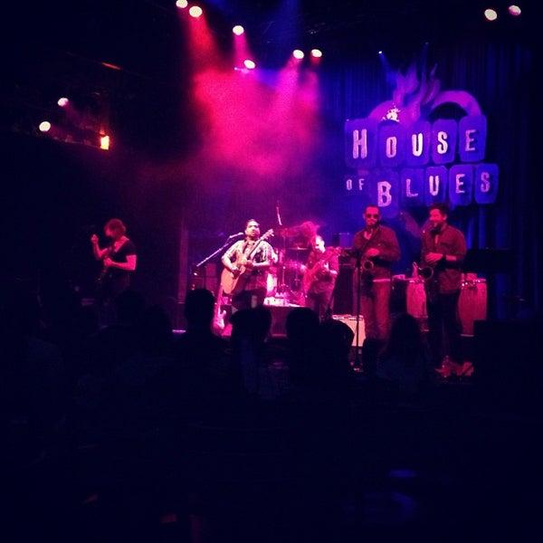 10/23/2012にBrittani C.がHouse of Blues Sunset Stripで撮った写真