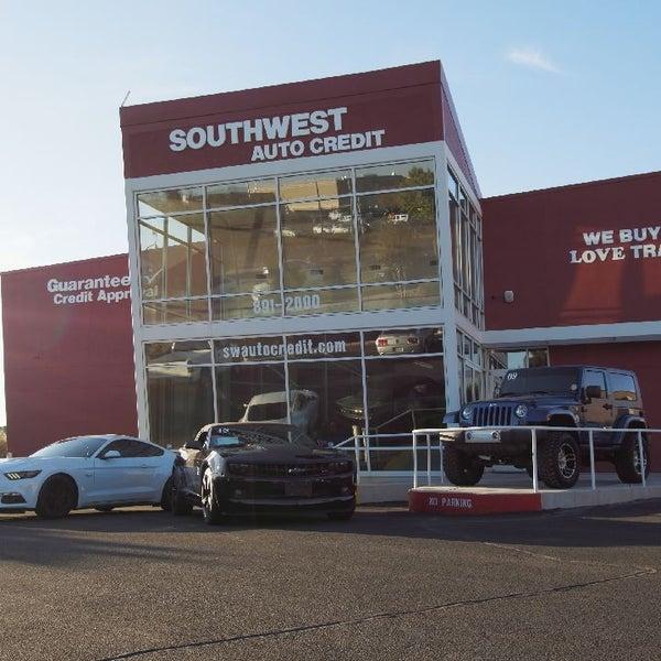 Southwest Auto Credit >> Photos At Southwest Auto Credit Automotive Shop In Albuquerque