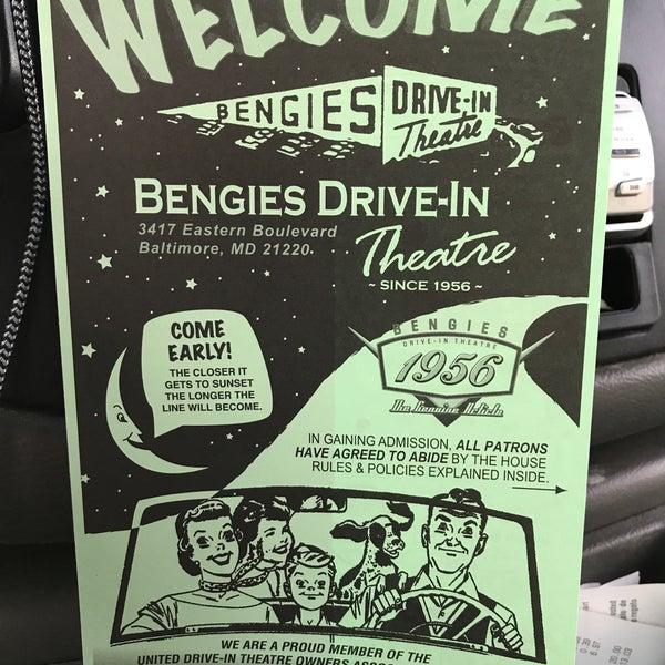 Снимок сделан в Bengies Drive-in Theatre пользователем RunAway B. 8/28/2017