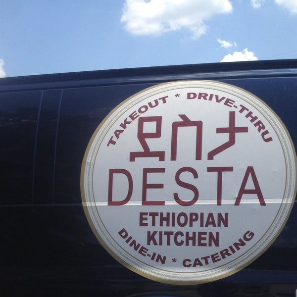 6/17/2015にstephがDesta Ethiopian Kitchenで撮った写真