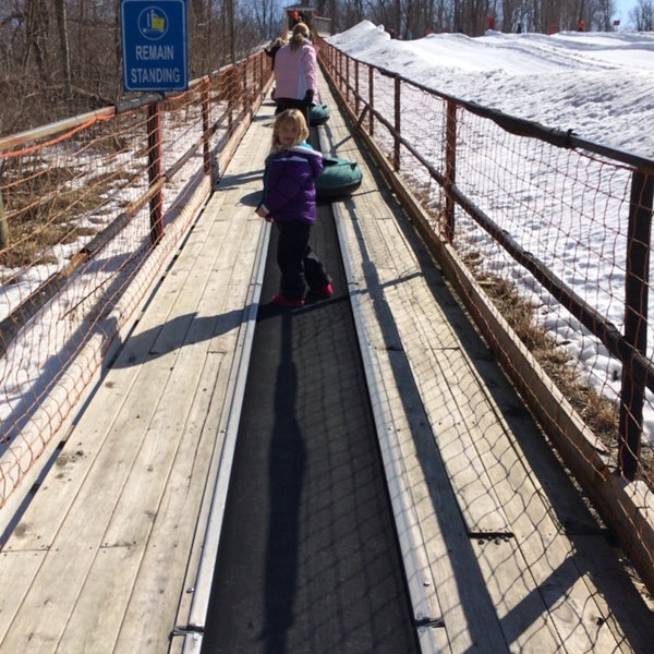 Photos at Mad River Mountain - Avalanche Tubing Park