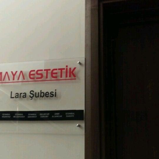 Photos At Maya Estetik Health Beauty Service In Antalya