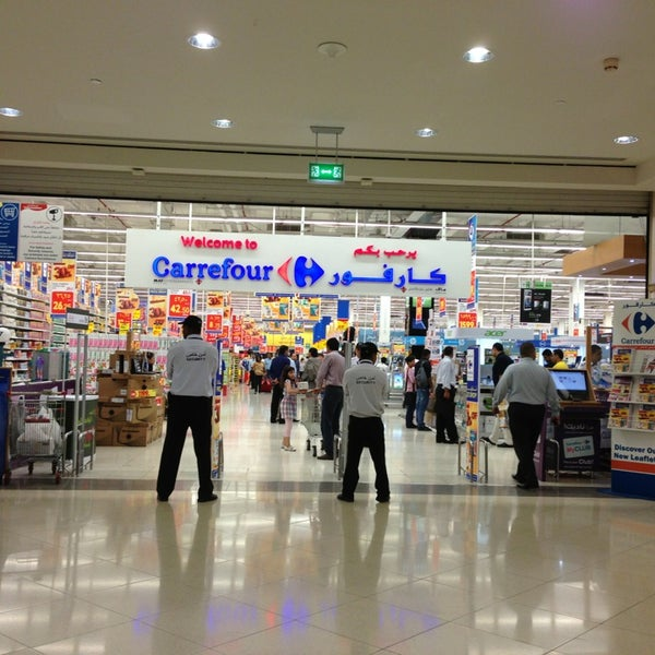 Carrefour Supermarket In Deira