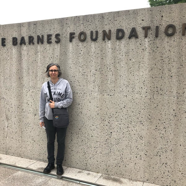 5/4/2019にTracy L.がThe Barnes Foundationで撮った写真