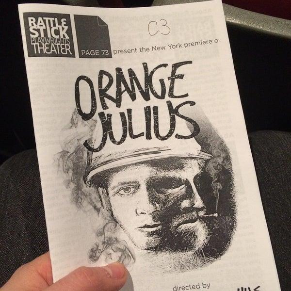 Das Foto wurde bei Rattlestick Playwrights Theater von Ryan M. am 1/14/2017 aufgenommen